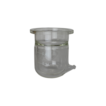 Jacketed Glass Vessel